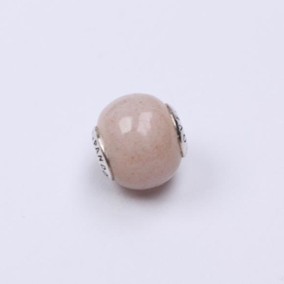 "Pandora Jewelry - PANDORA ESSENCE COLLECTION ""LOVE"" Pink Charm"